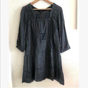 Zara Basic boho dress sz: Med